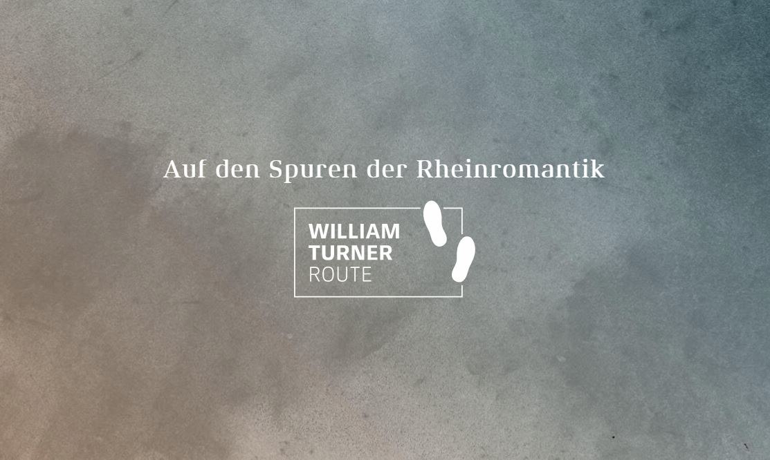 Turner Route | © SCHUMACHER — Brand + Interaction Design für ZV Welterbe